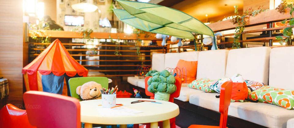 Рестораны с детской комнатой в Калуге