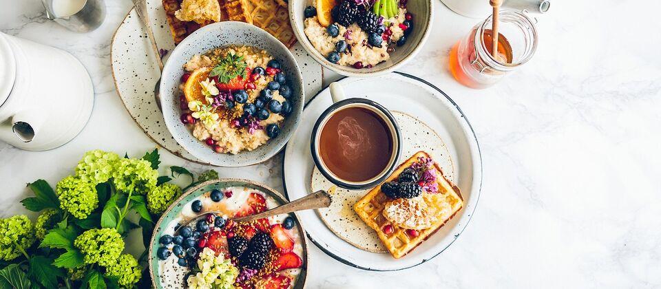 Поздние завтраки