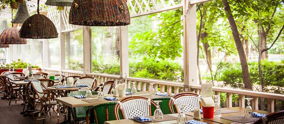 Рестораны рядом с парками в Санкт-Петербурге