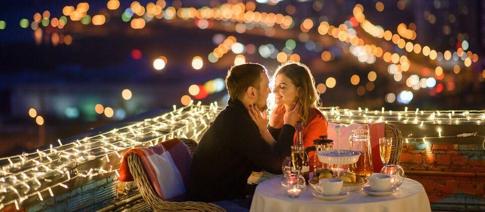 Рестораны для свиданий в Казани