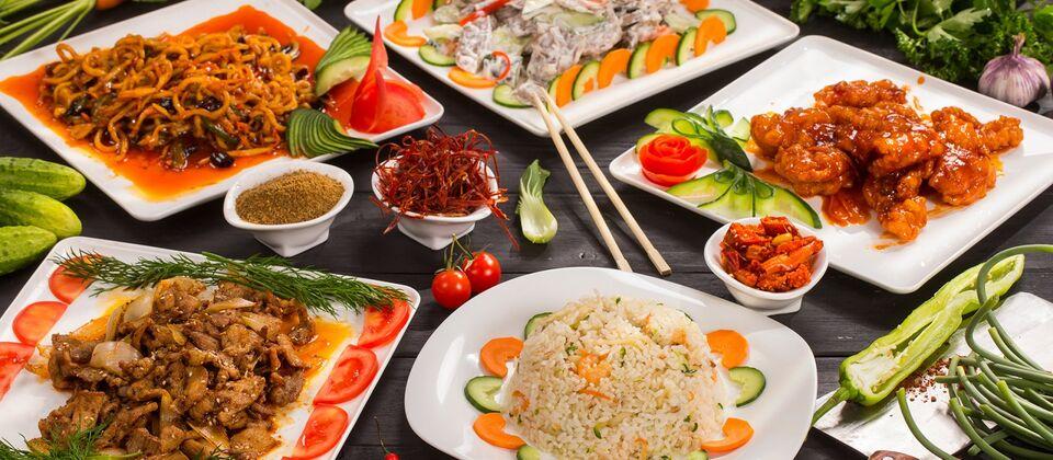 Китайские рестораны в Воронеже