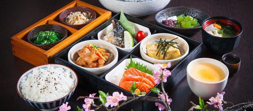 Японская кухня в Братске
