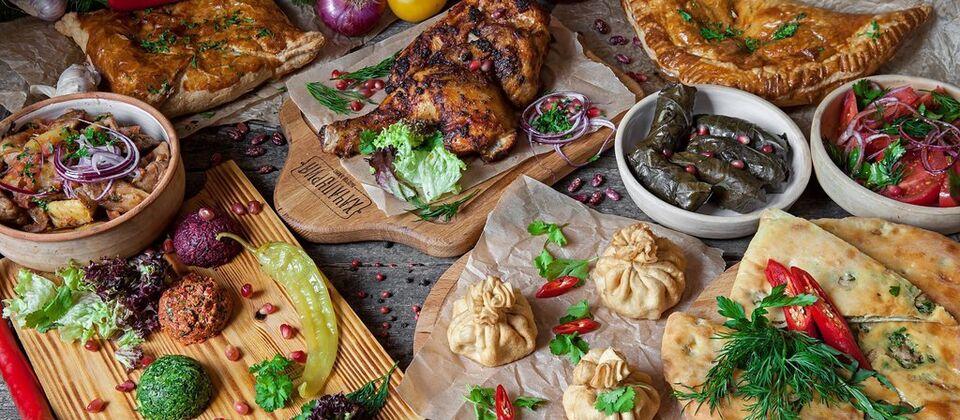 Кавказские рестораны в Москве