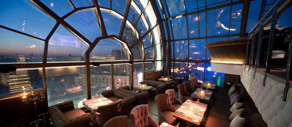 Панорамные рестораны в Туле