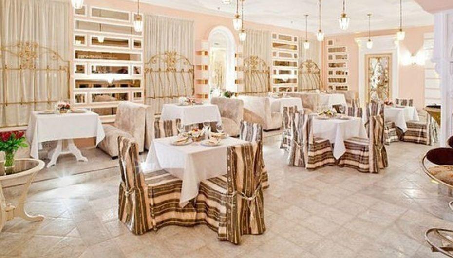 Ресторан Особняк Брюллова