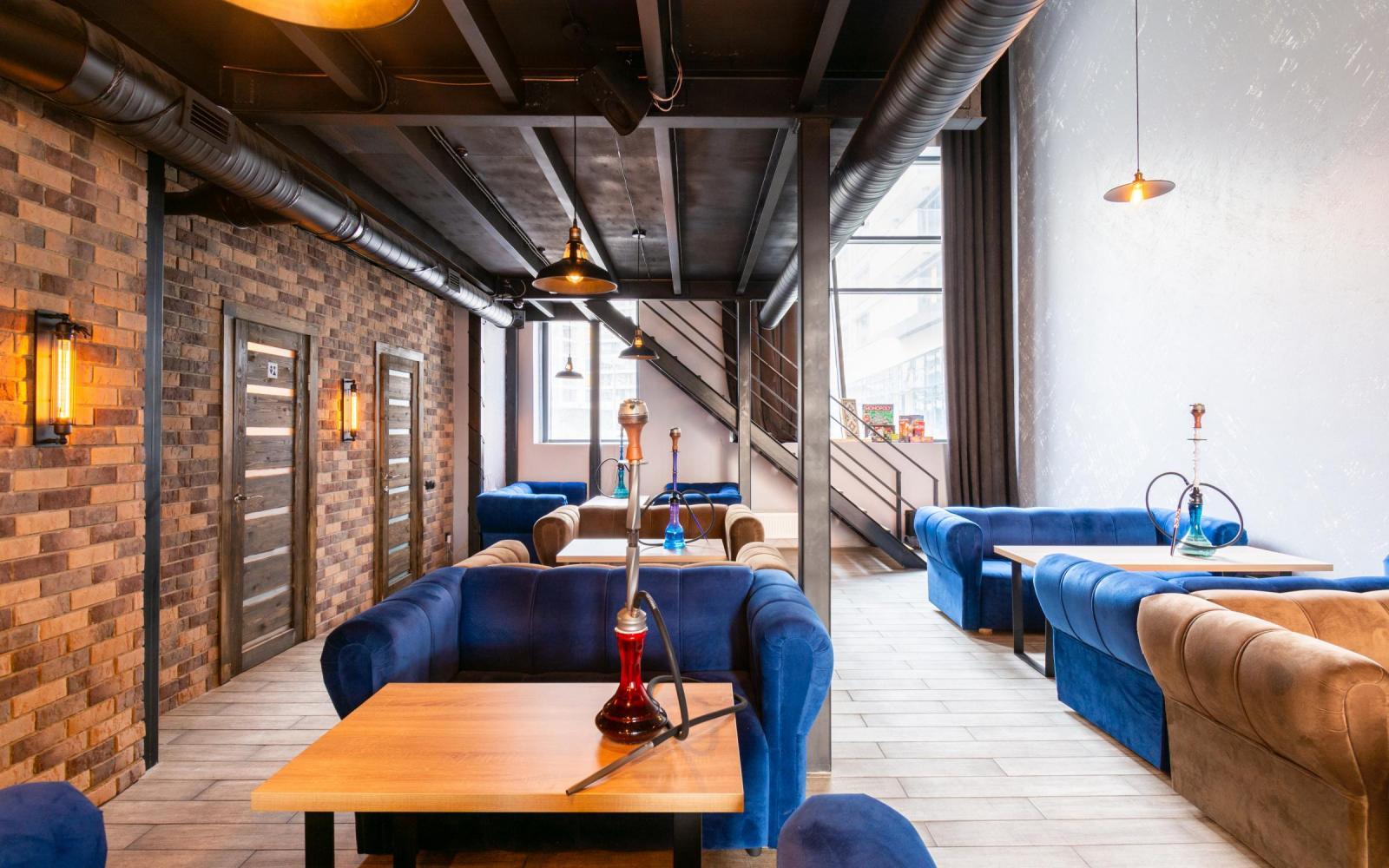 Кальянная «Мята Lounge»