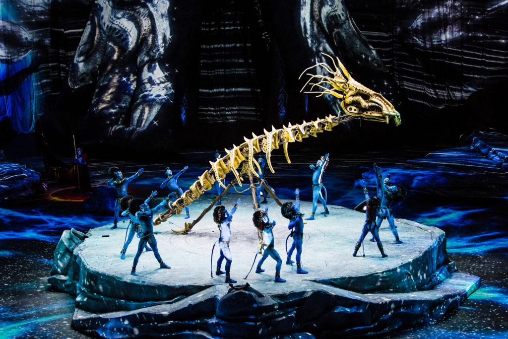 «Цирк дю Солей» в Москве 2019