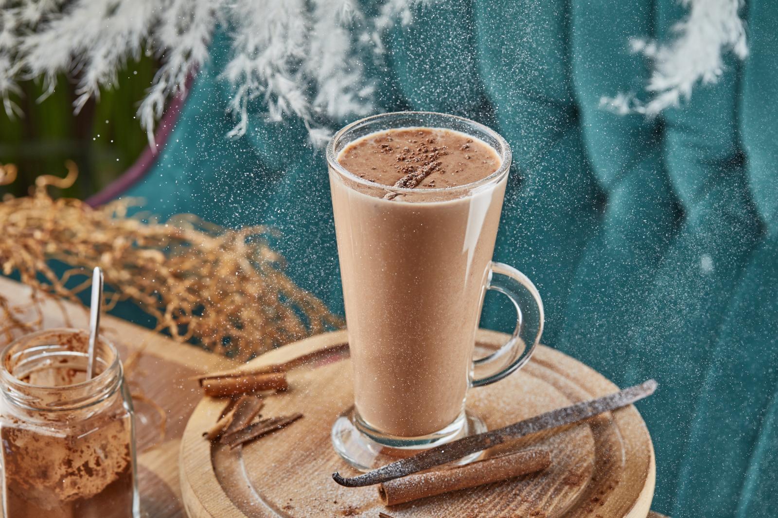 Пряный какао