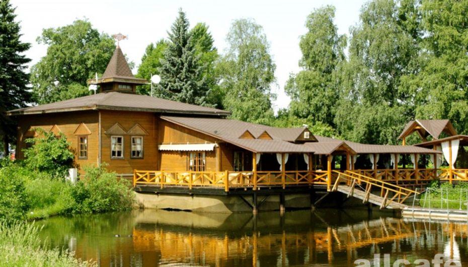 Ресторан «Русская рыбалка»