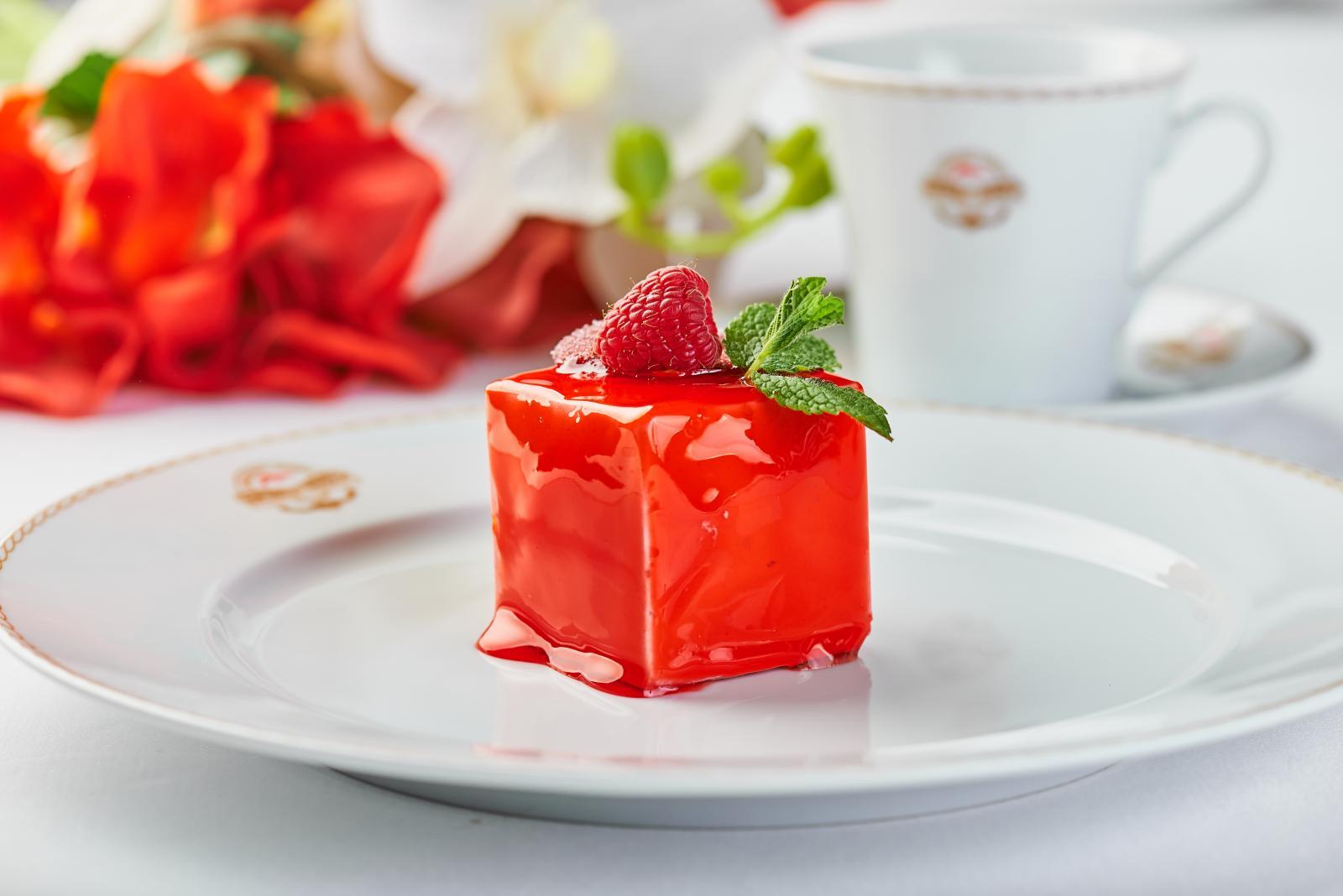 Десерт на 8 марта