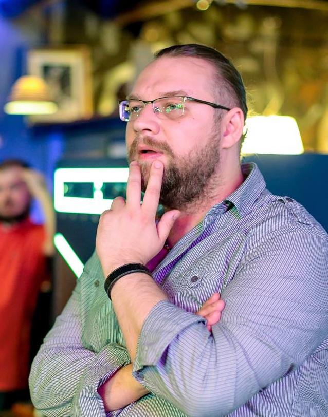 Дмитрий Соколов ― основатель международной барной премии Barproof Awards