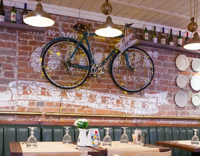 Ресторан «Мой друг оливье»