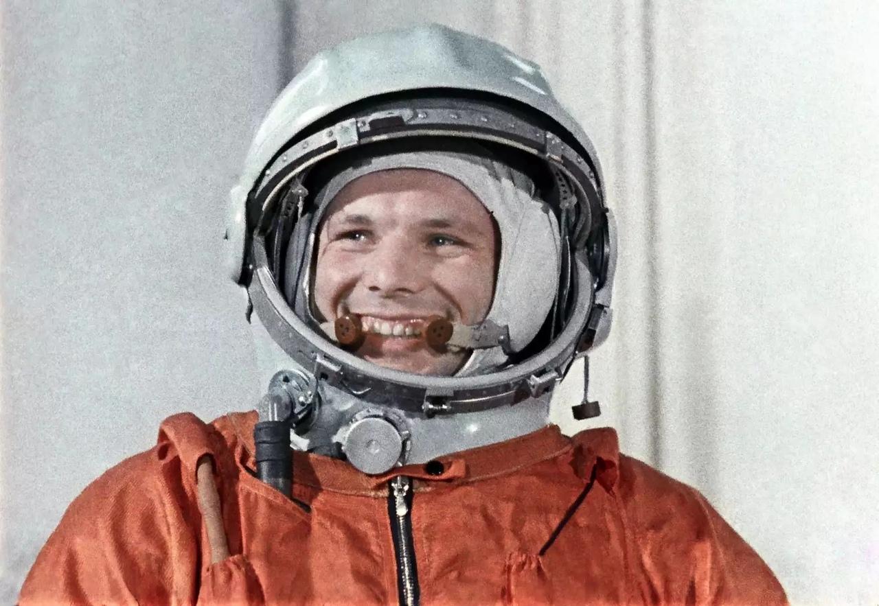 Вспоминаем первый полет Юрия Гагарина в 1961 году
