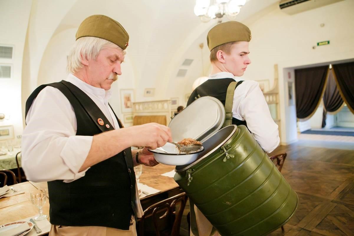 Поздравления с 23 февраля в ресторане «Русская рюмочная No1»
