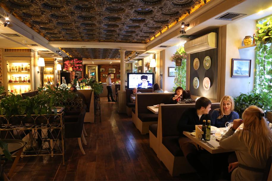 Ресторан «Черетто»