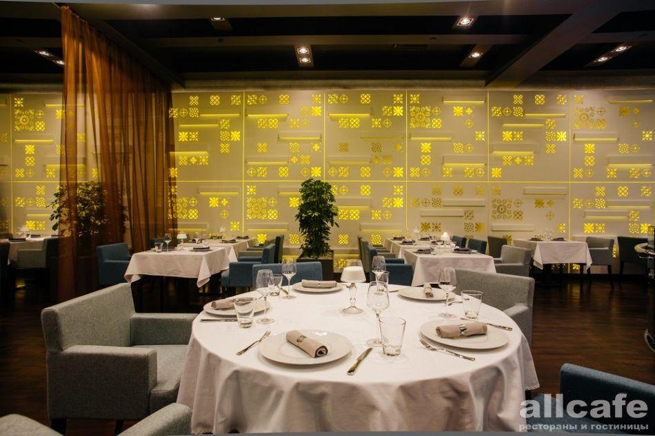 Парижское кабаре в ресторане La vue