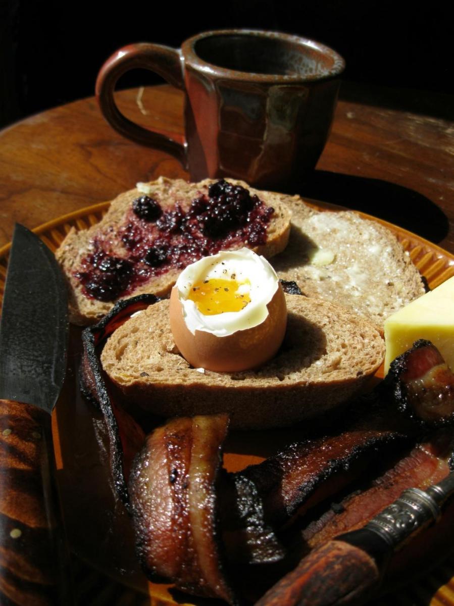 Завтрак в Вентерфелле