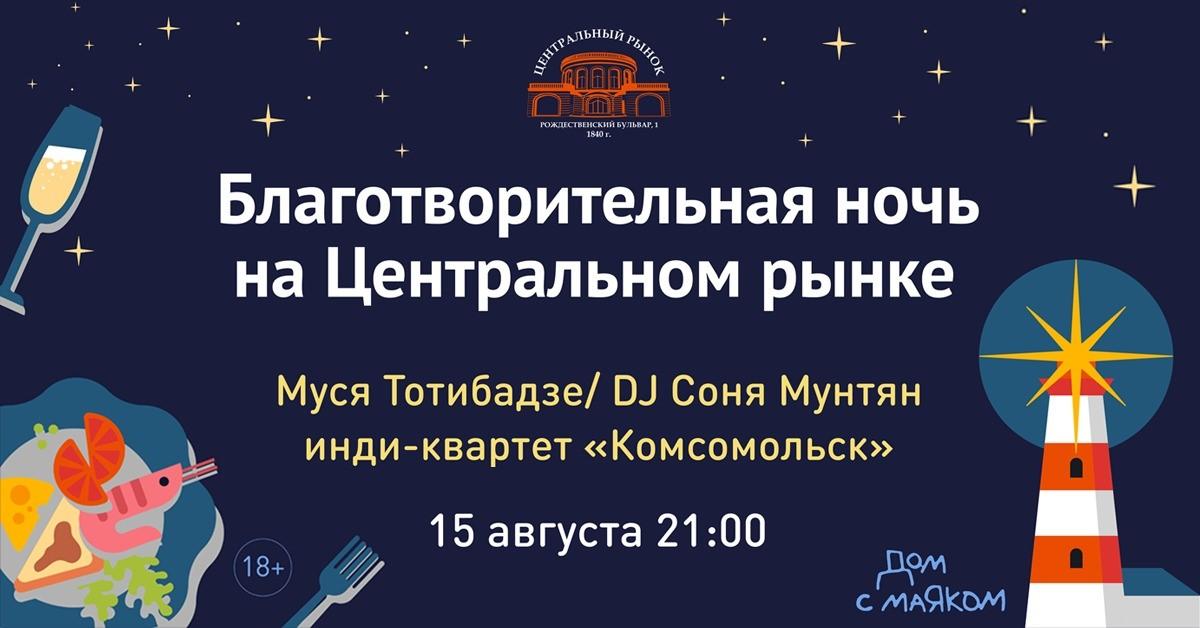 Благотворительность в Москве 2019