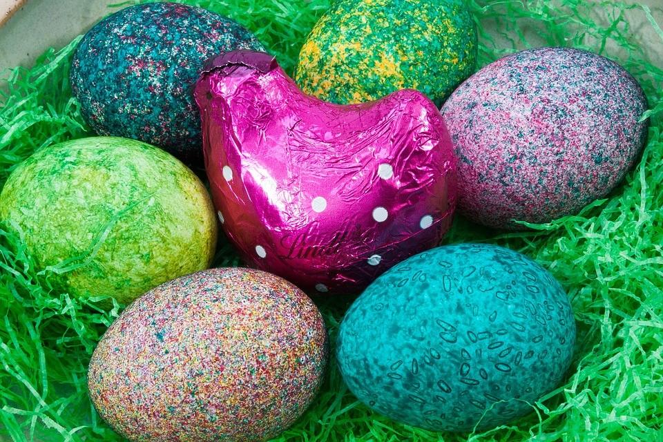 Идеи пасхальных яиц