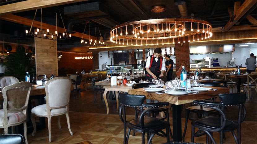 Ресторан турецкий шеф в москве