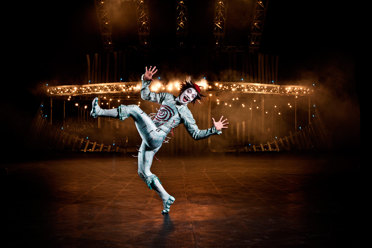 Cirque du Soleil в 2019 году