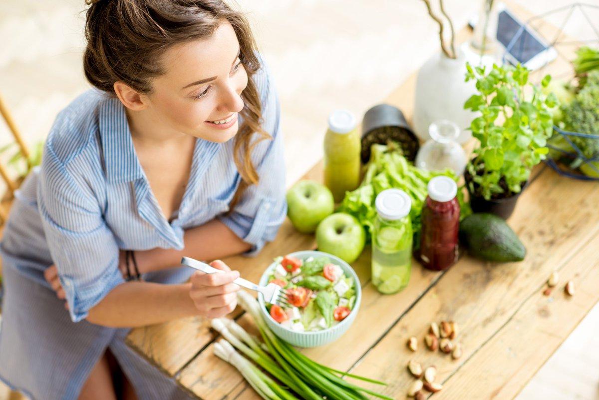 Для многих вегетарианство становится образом жизни