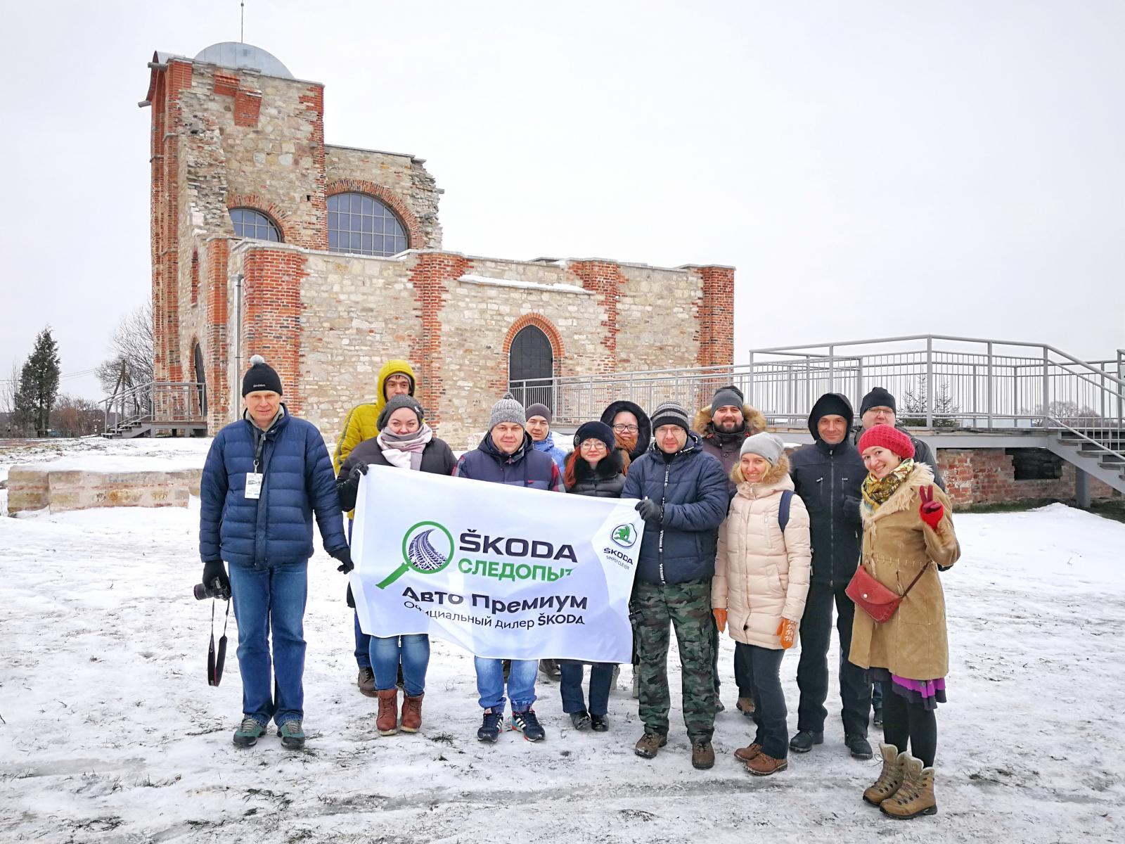 Пресс-тур Школа Авто Премиум Великий Новгород
