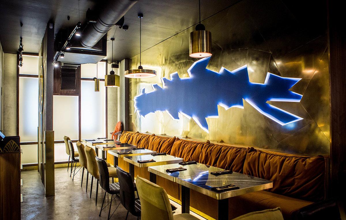 Пивной ресторан в «Депо» - Mollusca