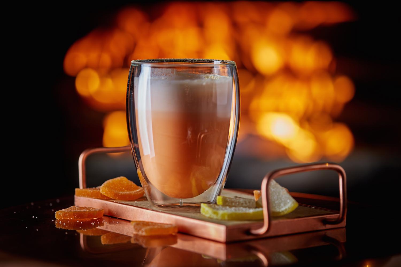 Hot Aperol Spritz