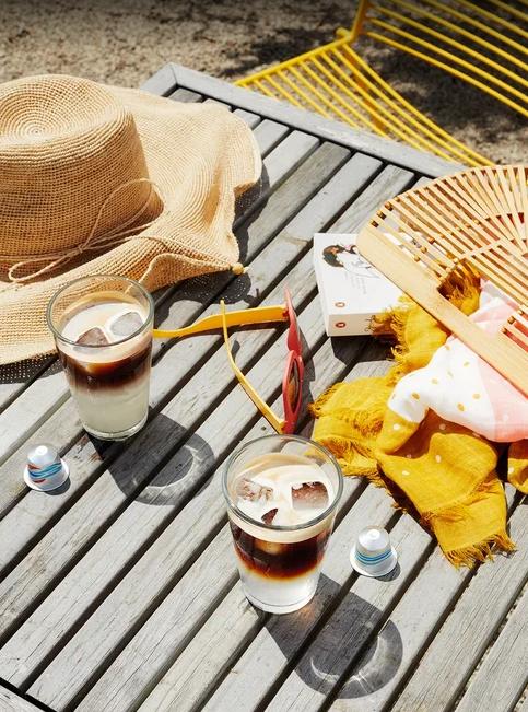 Австралийские мотивы лета вместе с Nespresso