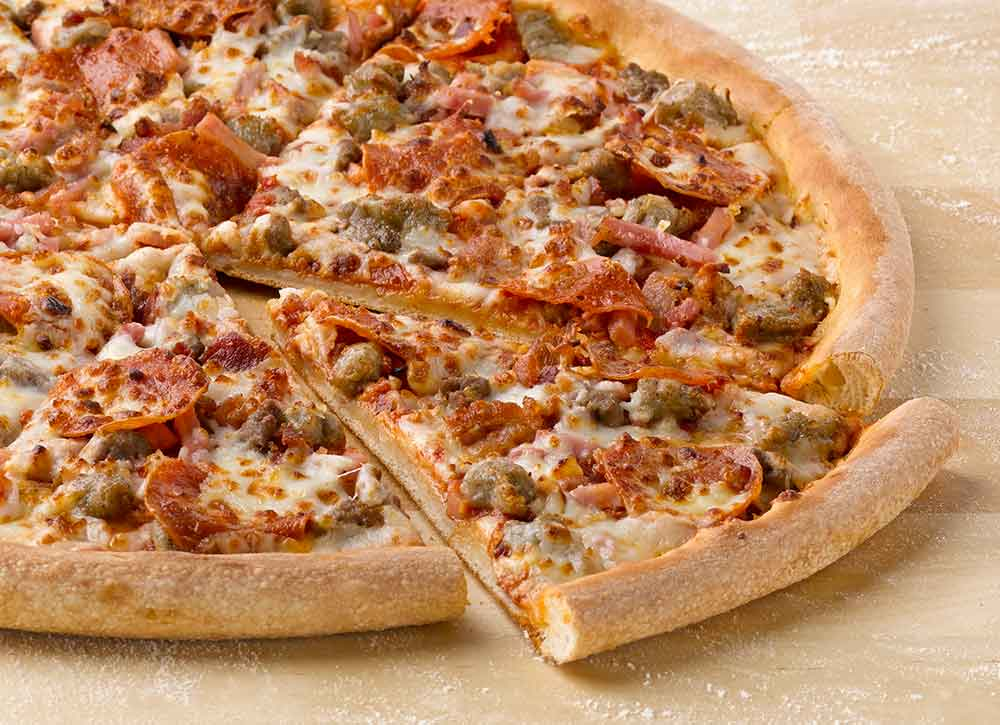 Папа Джонс пицца