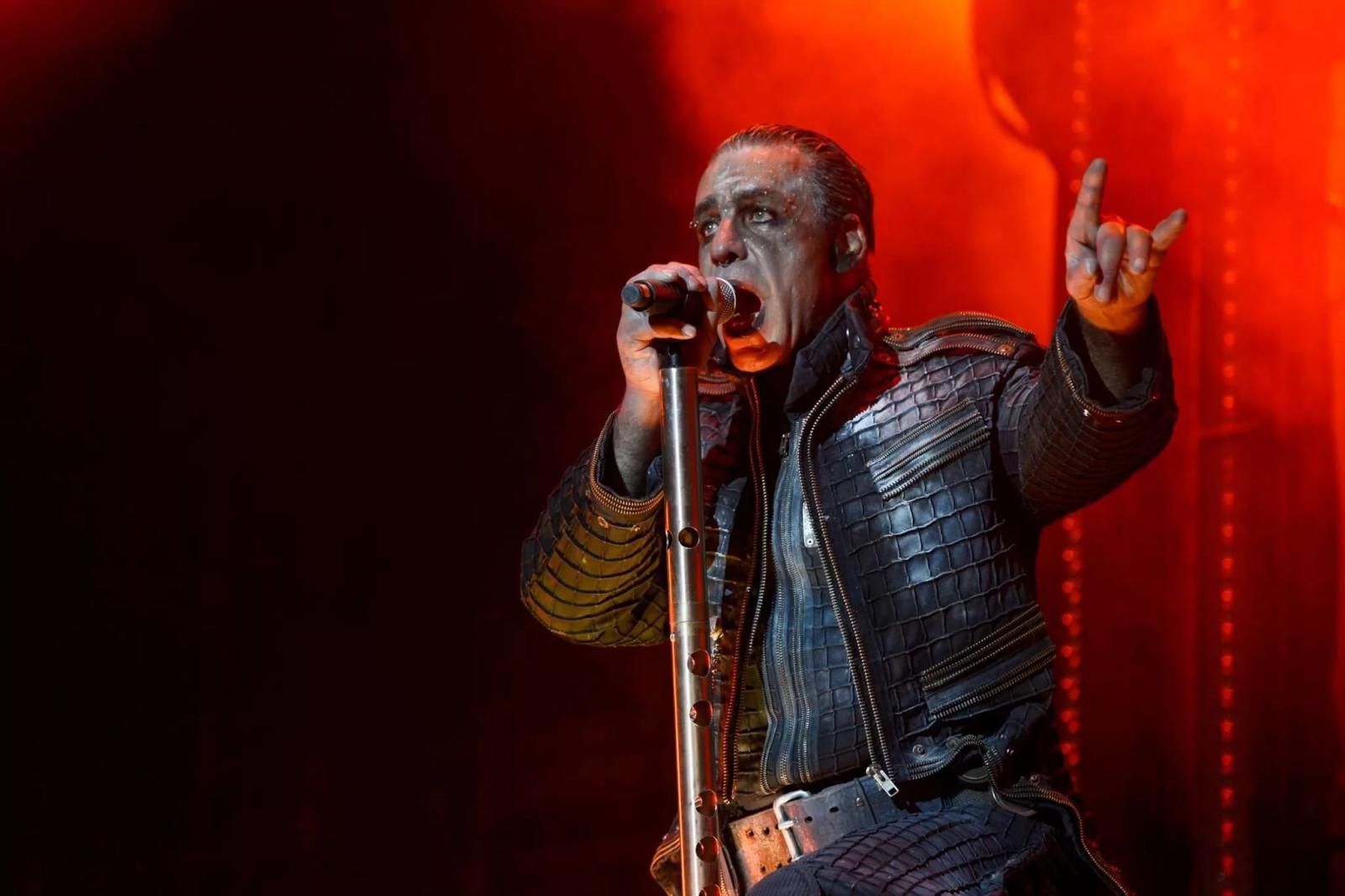 Гастрольный тур группы Rammstein пройдёт с 27 мая по 23 августа