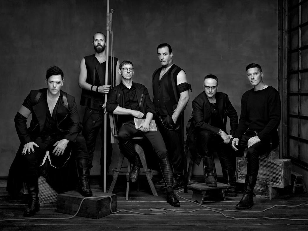 Концерт Rammstein в 2019 году в Москве