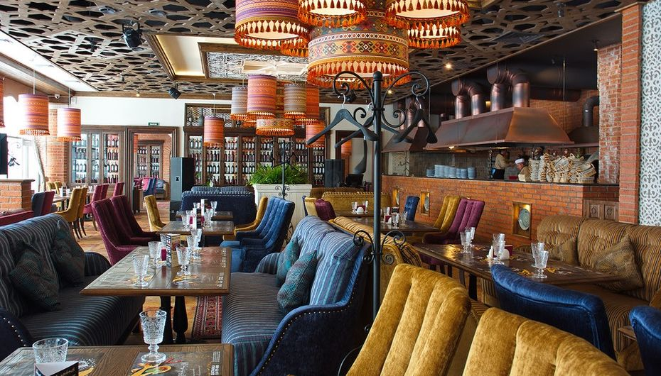 Ресторан «Бахрома №1»