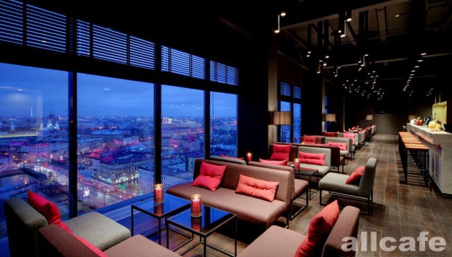 Sky bar & lounge
