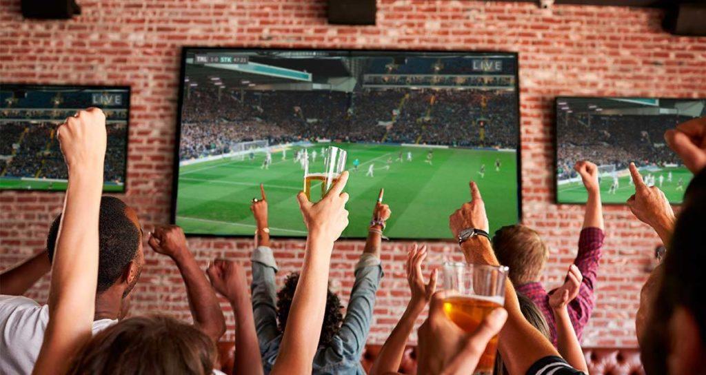 Где смотреть спортивные трансляции в Москве