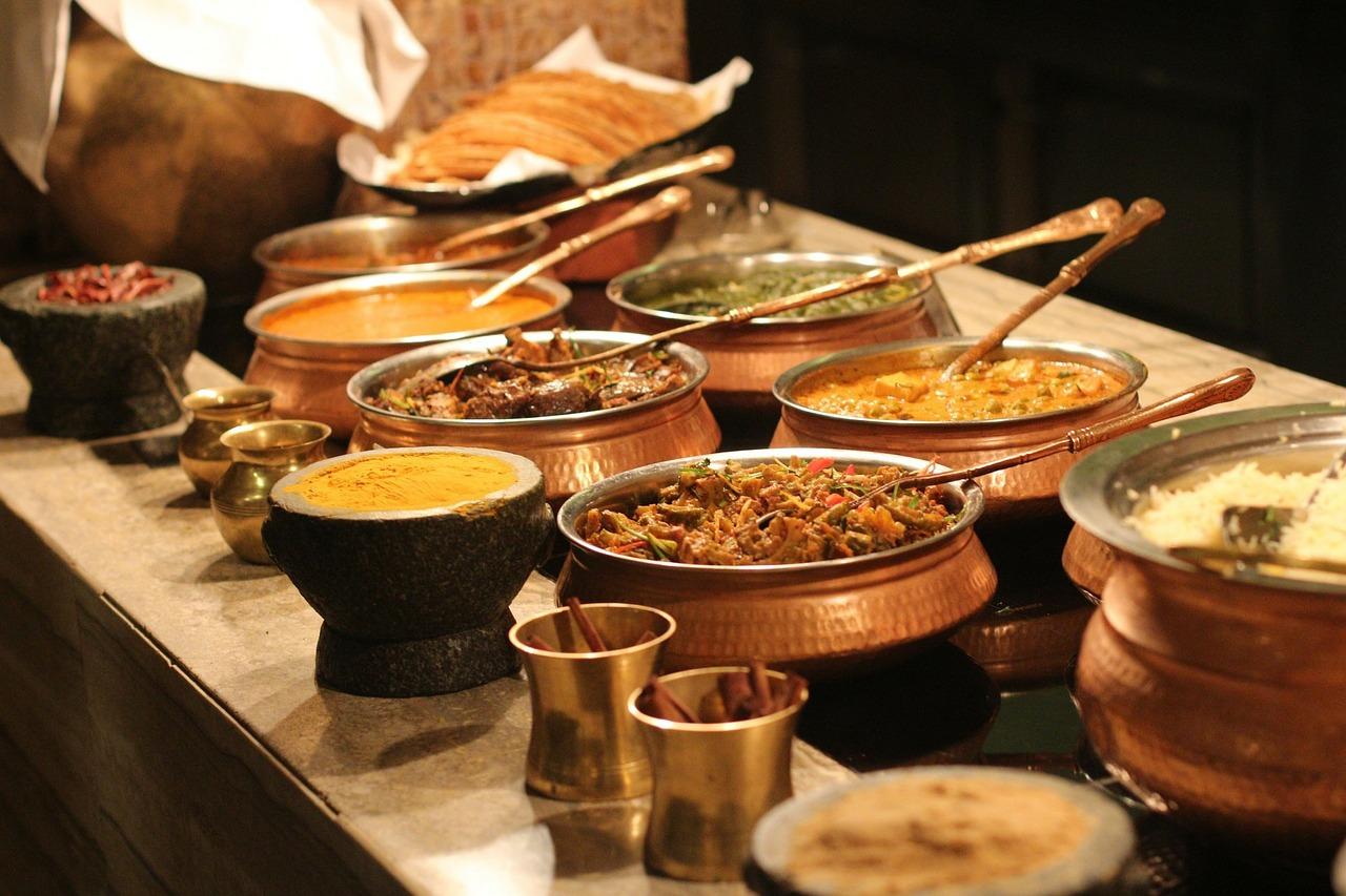 Обеды в Индии