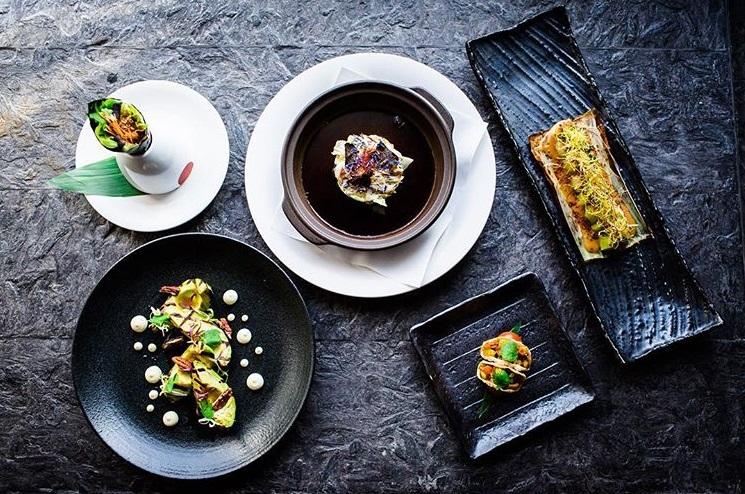 Блюда ресторана Nobu