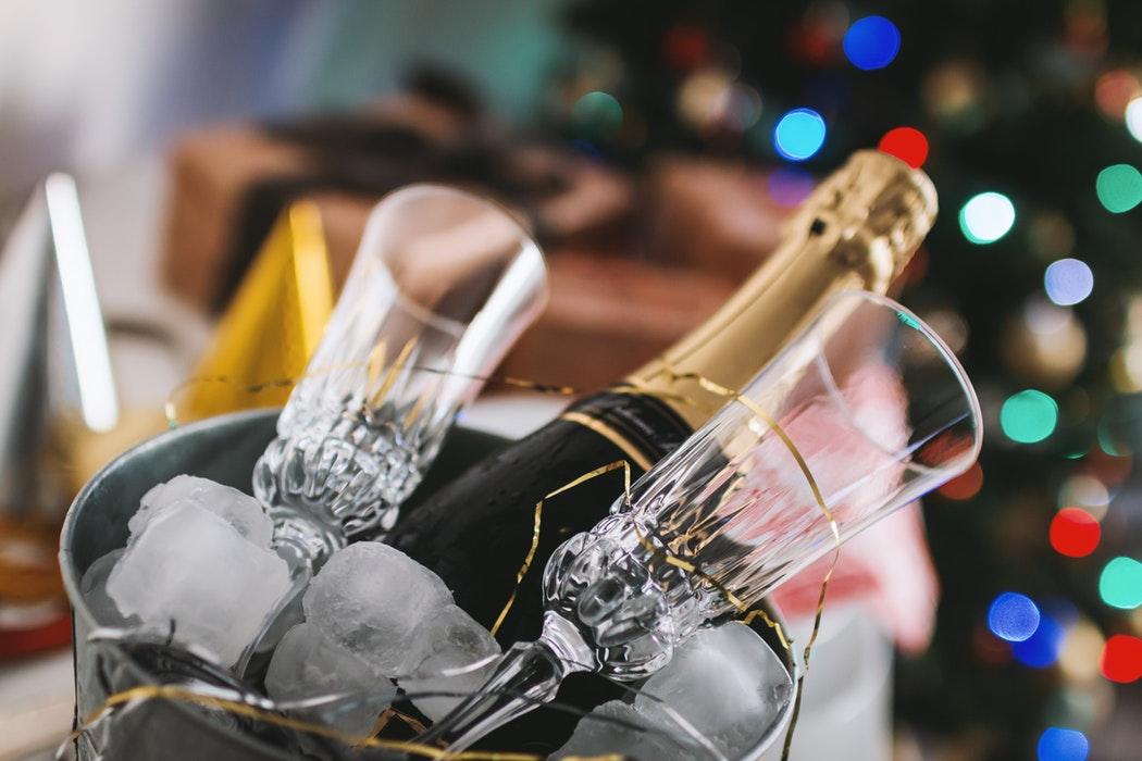 Новогодние напитки