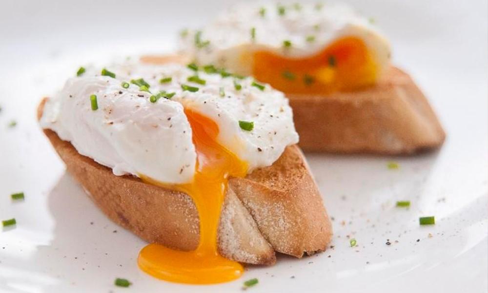 Вкусные блюда из яиц - яйца пашот