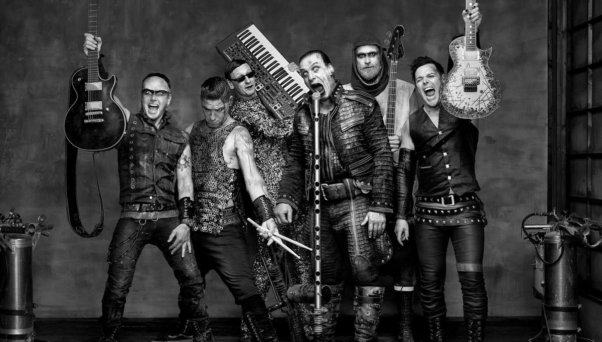 Группа Rammstein: история