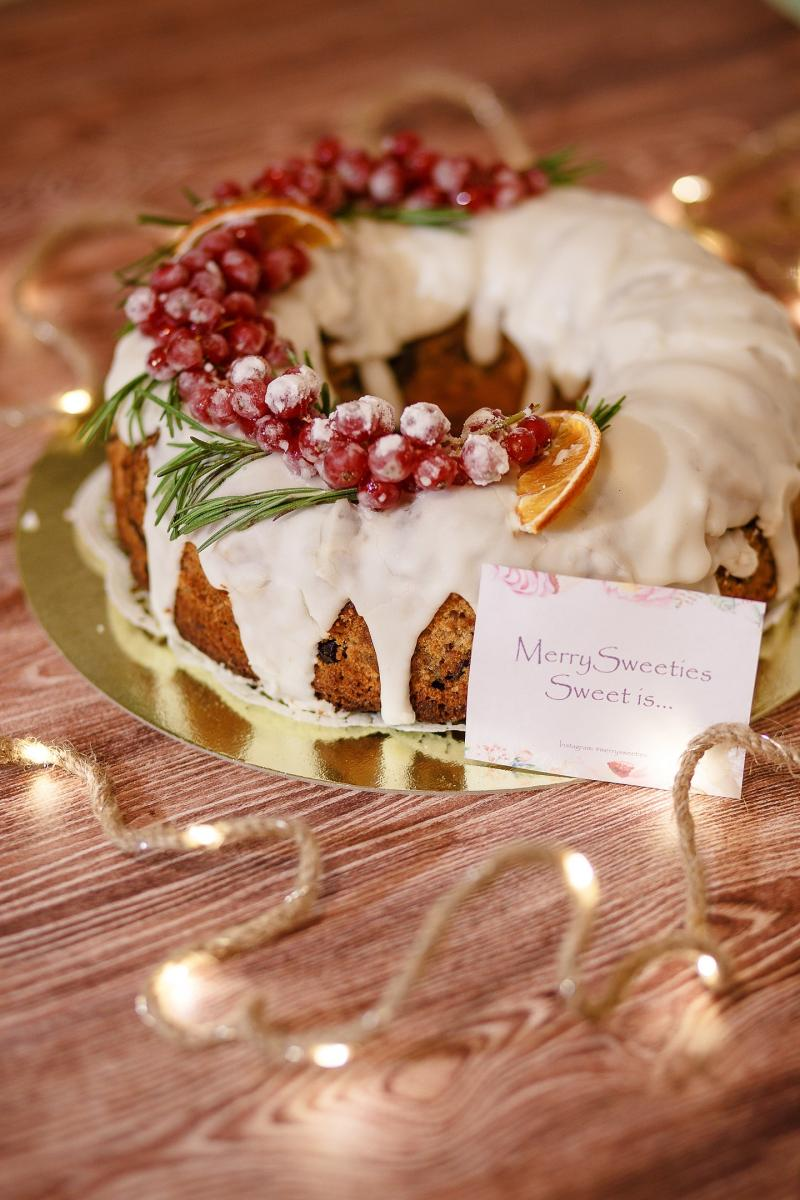 Десерт от Марии Семеновой