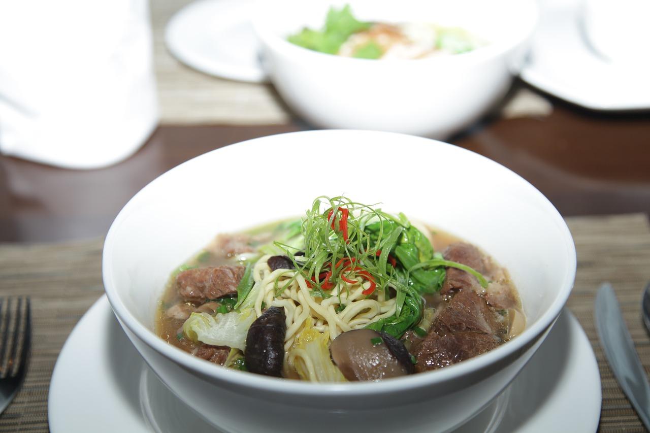 Обеды в Китае