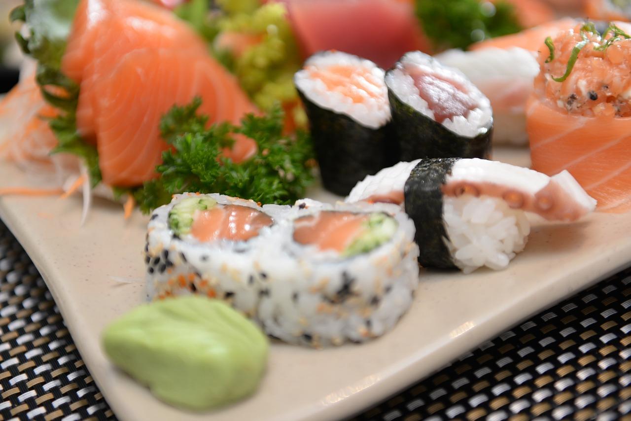обеды в японии