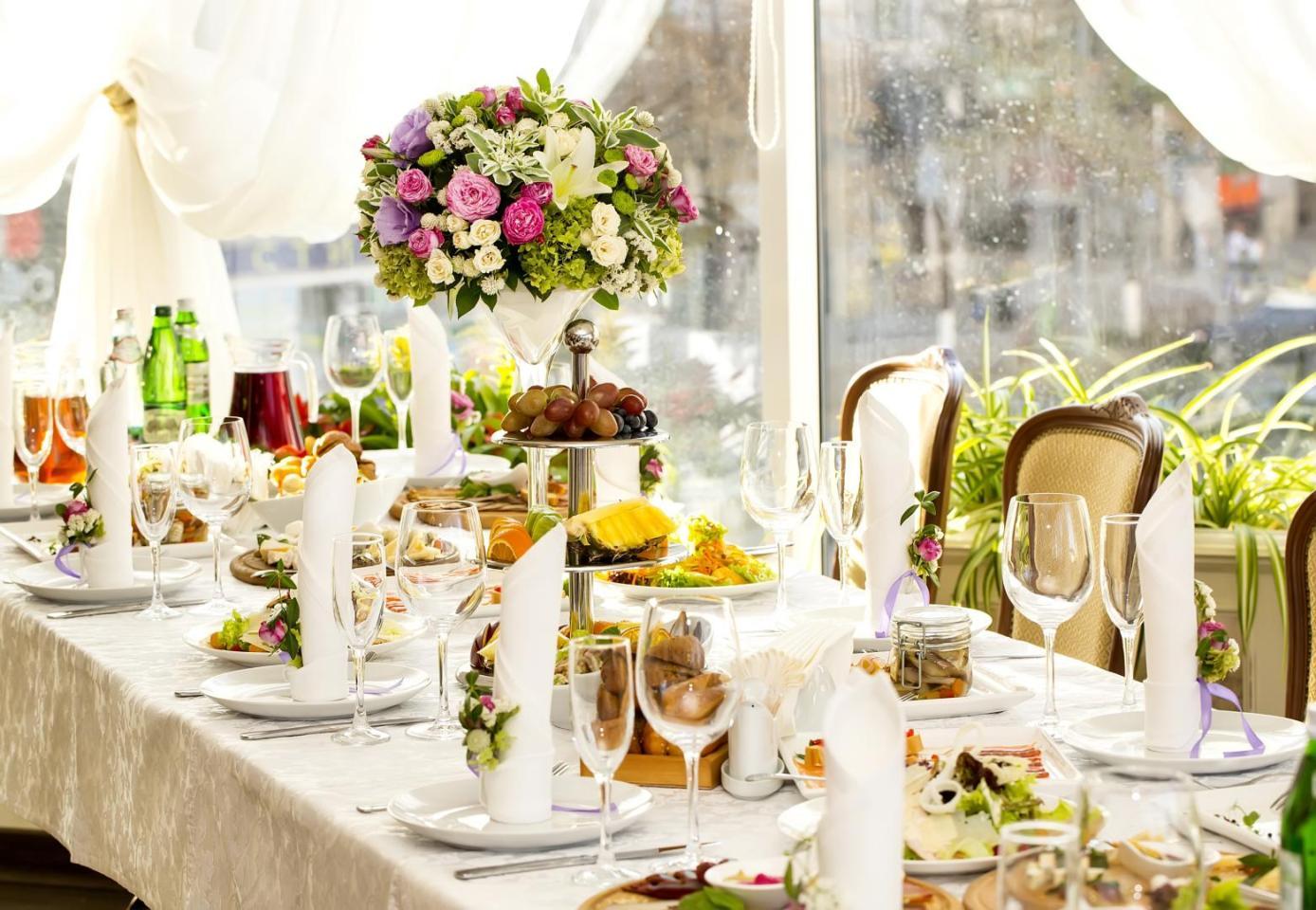Подборка ресторанов для свадьбы в Москве