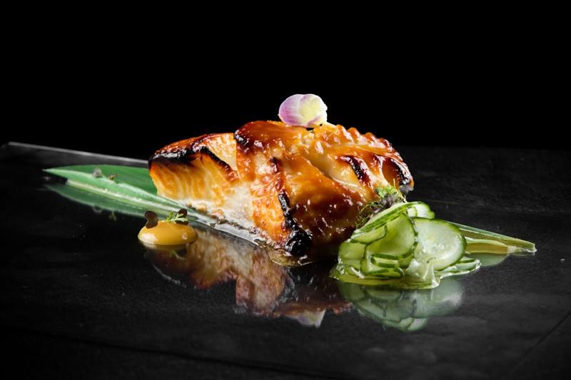 Азиатская кухня: запеченная треска с соусом юзу-мисо