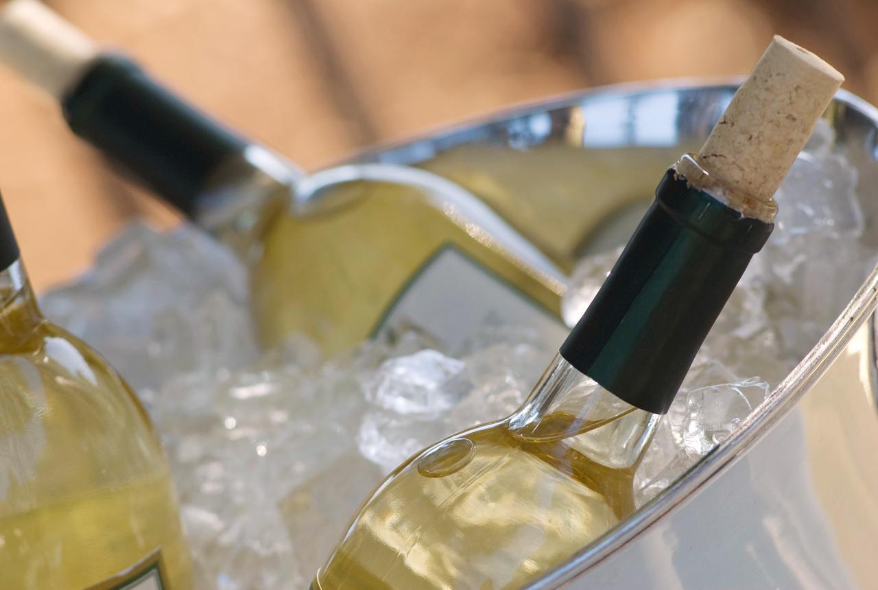 Охлажденное вино